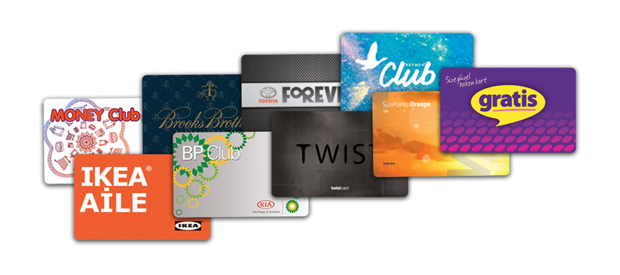 Shopping and Loyalty Cards