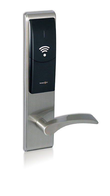 Electronic Lock with RFID Card System, ANSI