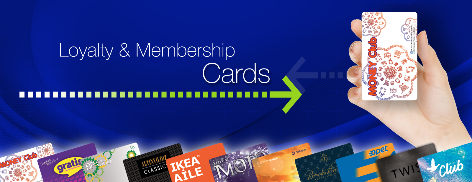 Loyalty & Membership Cards