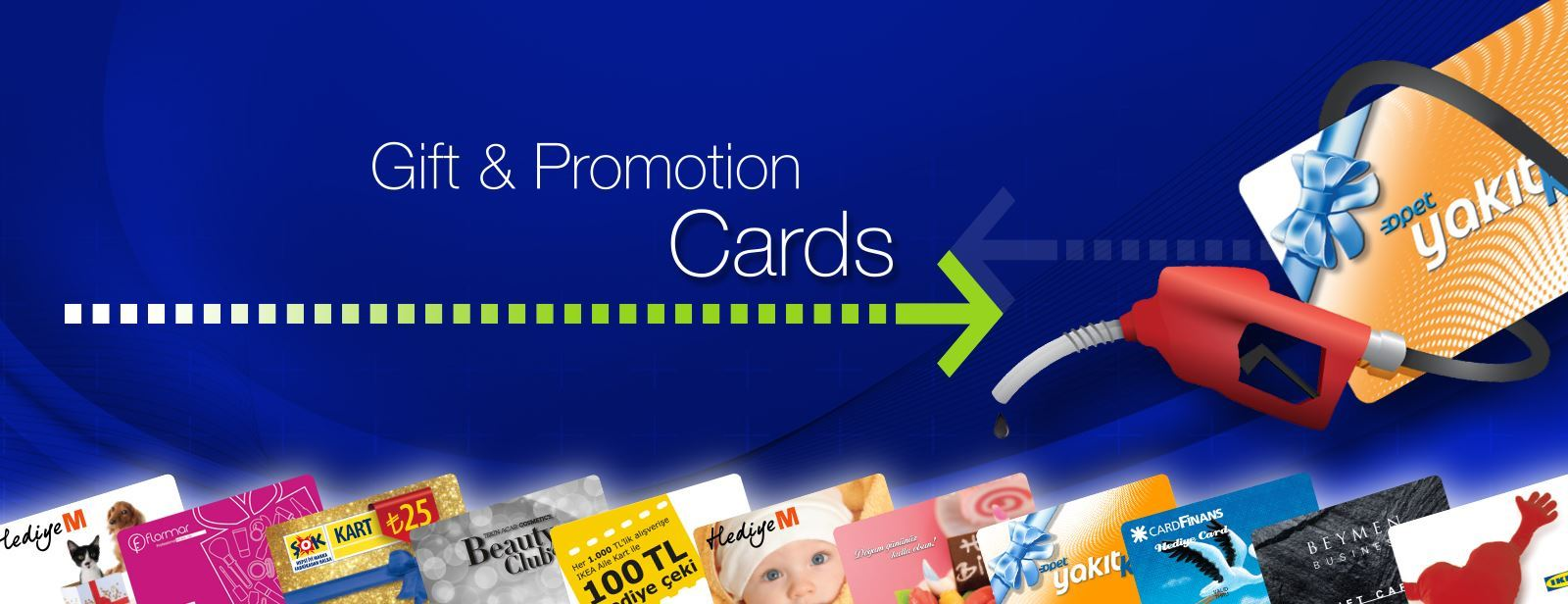 Gift & Promotion Cards